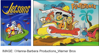 Jetsons and Flinstones