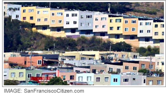 Little boxes Daly City